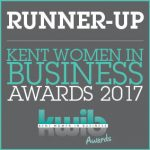 Runner Up: Kent Women in Business Awards 2017