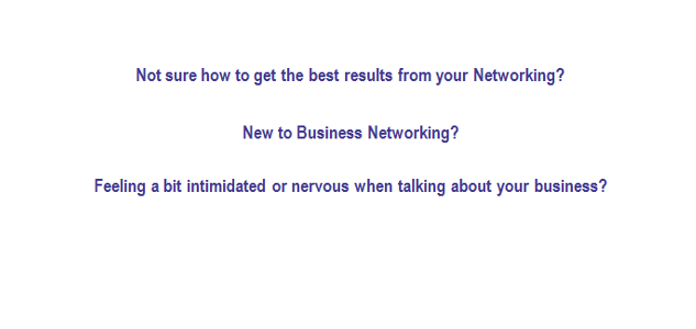 Feeling a bit intimidated or nervous when talking about your business?