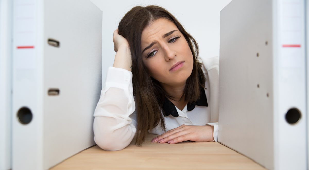 What to do when you've lost your mojo